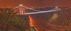 Suspension Bridge in Clifton